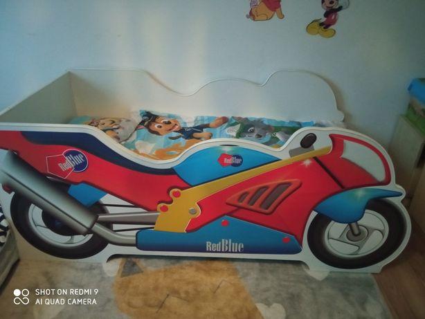 Łóżko dla dziecka bdb stan