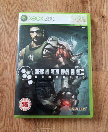 Gra Bionic Commando Xbox 360
