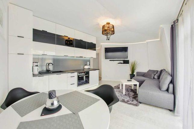 Apartament luksusowy (3, 4 osobowy) {dolny Sopot)krótki termin