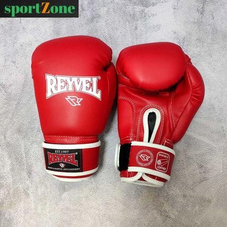 Перчатки для бокса Reyvel 10 oz  винил (искусственная кожа)