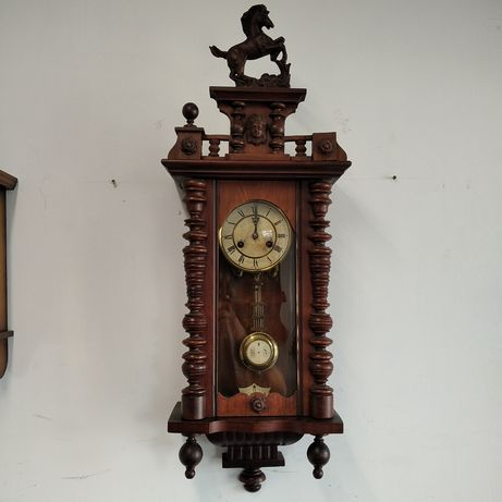 Stary zegar Junghans.