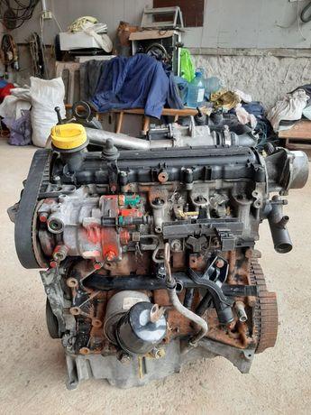 Мотор Рено Канго