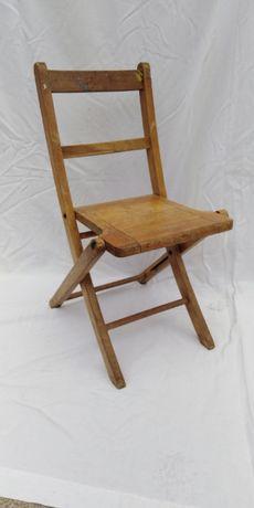 Antyk Krzesełko Dziecięce