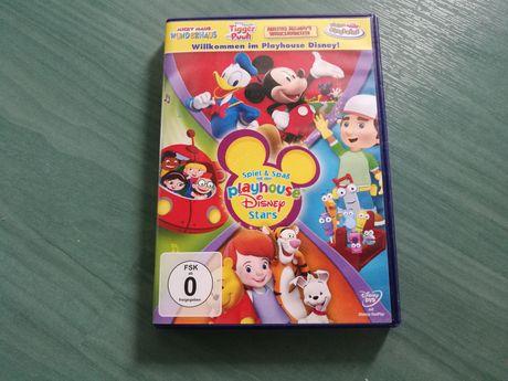 Bajki Disneya Myszka Miki i inne dvd dobry sposób nauki języków obcych