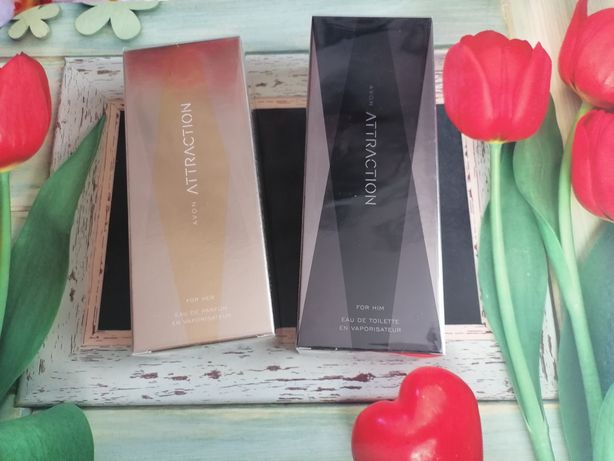 Perfumy Atraction Avon