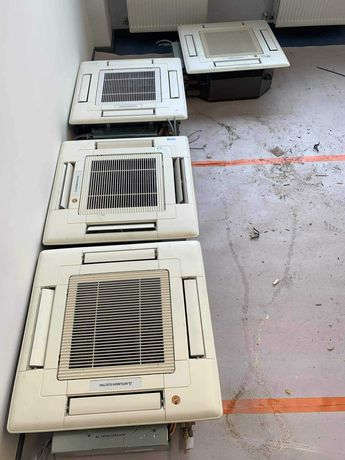 Klimatyzacja sufitowa Mitsubishi używana