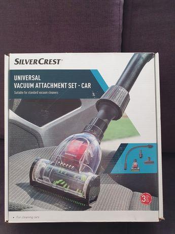 Silver Crest zestaw nasadek końcówek do odkurzacza do samochodu