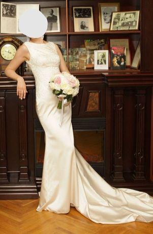 Дизайнерское свадебное платье, вечернее платье