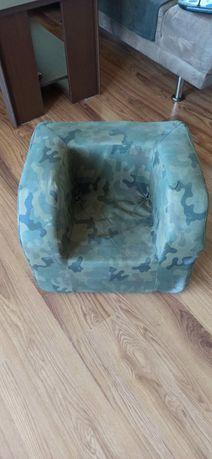 Fotel piankowy moro
