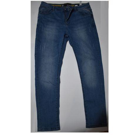 spodnie jeansowe męskie W34 L 34