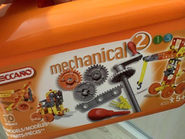 Конструктор Mechanical с 3 лет