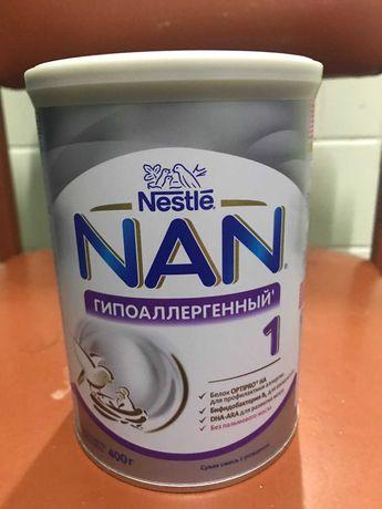 Смесь NAN 1 гипоаллергенный, 400г.