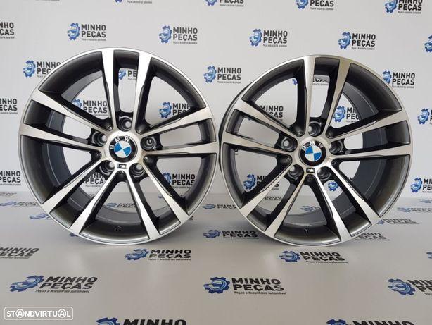 "Jantes BMW Style 598 em 18"" GunMetal"