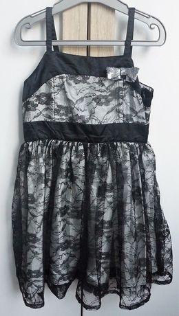 Śliczna sukieneczka KappAhl 122cm