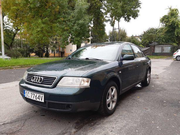 Audi A6 C5 2.4 165KM