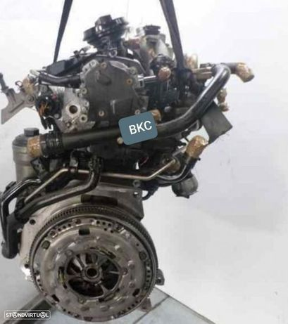 Motor Volkswagen GolfV Skoda Octavia Audi A3 Seat Leon Altea 1.9Tdi 105Cv Ref. BKC