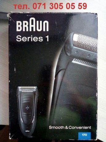 Бритва Braun Series 1 170