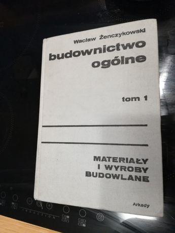 Budownictwo ogólne 1 podręcznik Zenczynski Waclaw