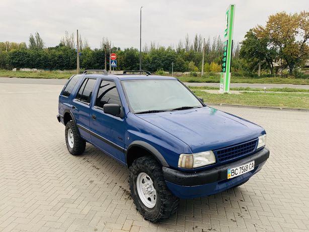 Opel Frontera 2.2 Опель Фронтера Джип Рамный