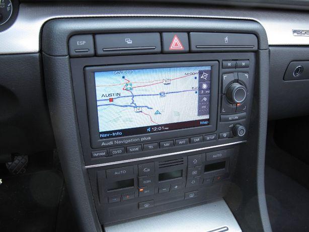 Audi RNS-E Navigation Plus Mapas 2020
