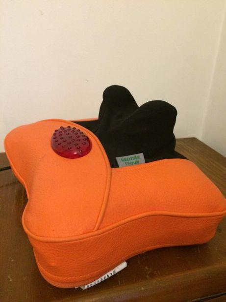 Almofada de Massagem para Pescoço, Costas ou Braços