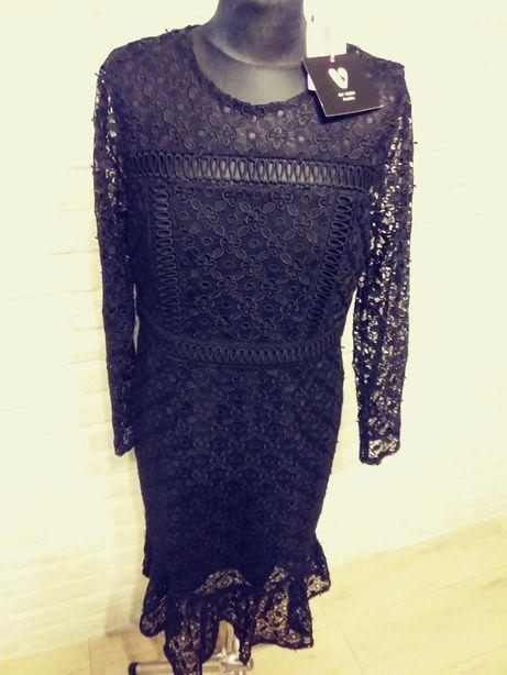 Nowa sukienka czarna S