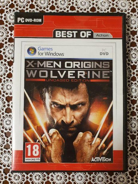 Gra PC X-Men Origins Wolverine