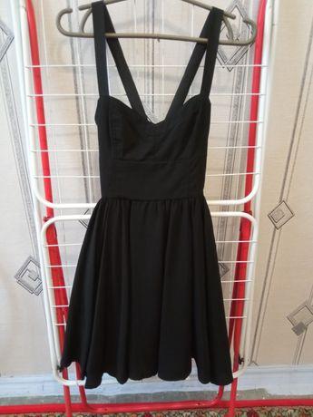 Платье с открытой спиной Mango / платье с оголённой спинкой