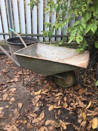 Тачка садова