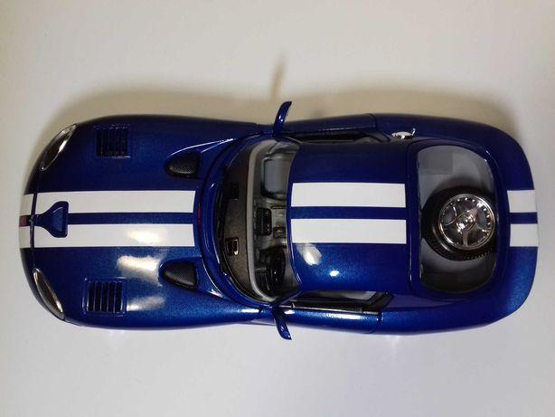Burago 1:18 - Dodge Viper GTS Coupé - Muito Bom!