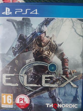 Elex na konsolę PS4 (nowy Gothic)