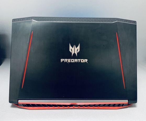 Acer Predator G3-571 i7-7700HQ/Nvidia GTX1060/16gb/SSD240gb/HDD1tb