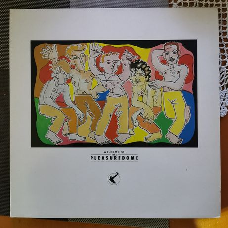 FGHT - Welcome to the Pleasuredome (2lp)