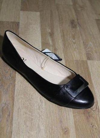 Новые кожаные балетки Caprice. Германия
