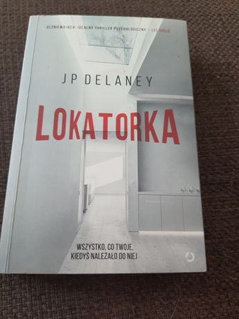 Lokatorka. JP Delaney