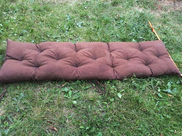 Poduszka na ławke lawke hustawke gr.8cm