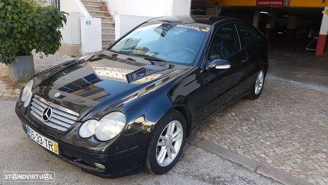 Mercedes-Benz C 180 180 kompresor