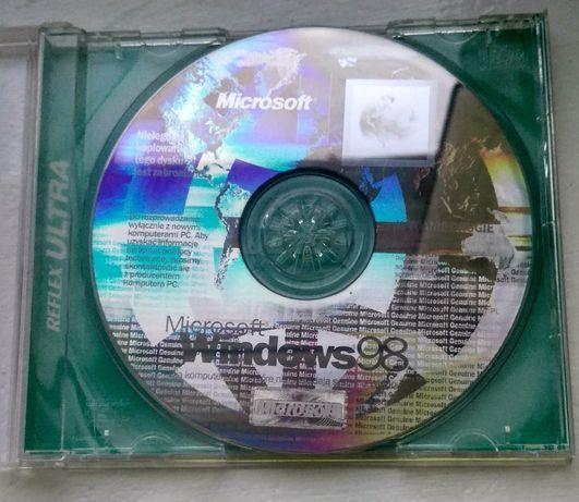 Windows 98 SE PL