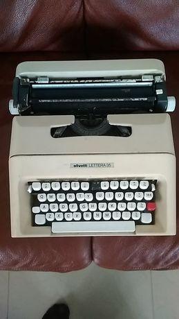 Maszyna do pisania - Olivetti Lettera 35 - UNIKAT!