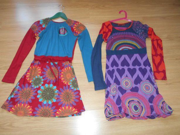 Conjuntos Zara , Desigual, Mayoral 7-12 anos