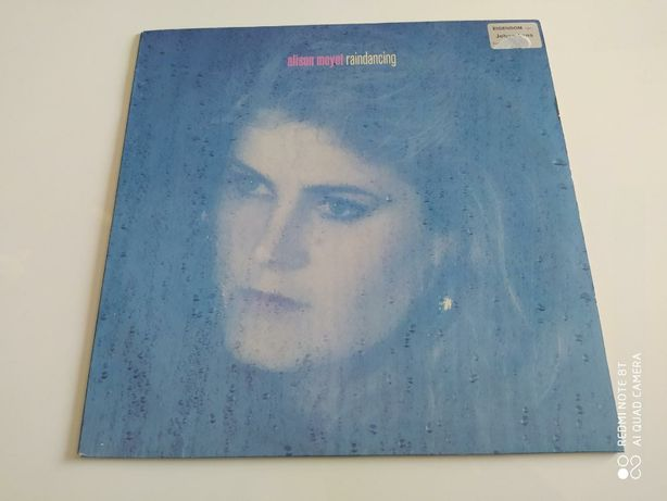 "Płyty winylowe-winyl Alison Moyet ""Rain dancing"" 1987r.Holland"