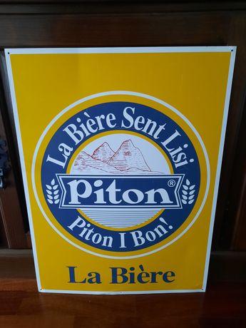 Reclame Cerveja Piton