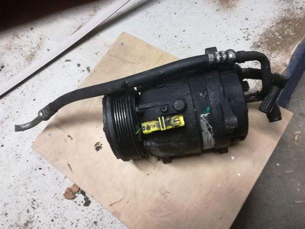 Sprężarka klimatyzacji Citroen C5 2.0 HDI