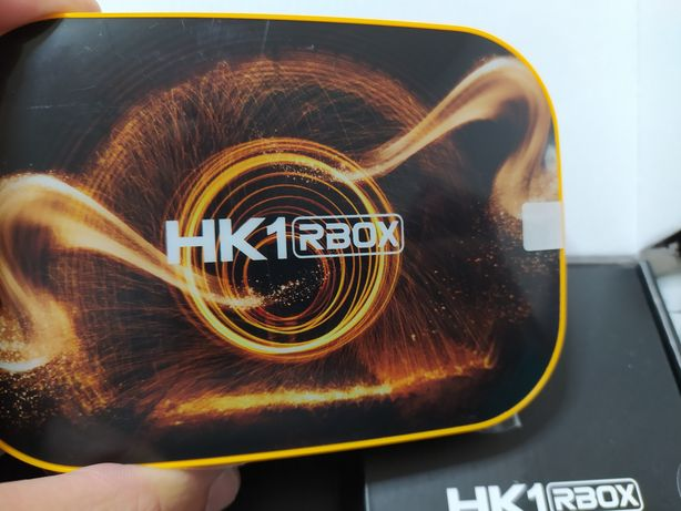 Hk1 Rbox 4gb android 10