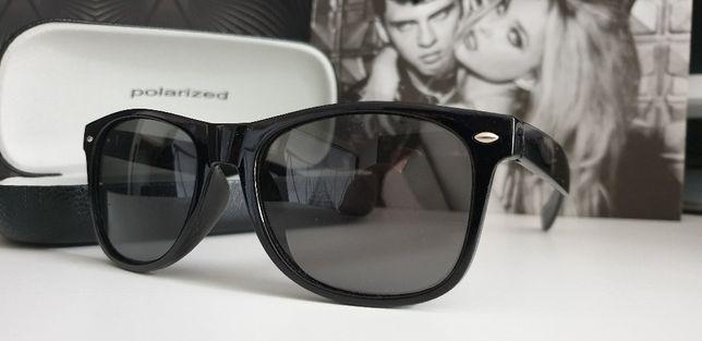 Okulary Polaryzacyjne FILTR UV Ray Ban Przeciwsłoneczne RBTE