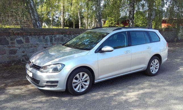 VW GOLF 7 VII Combi 1.6 TDI ROK 2013