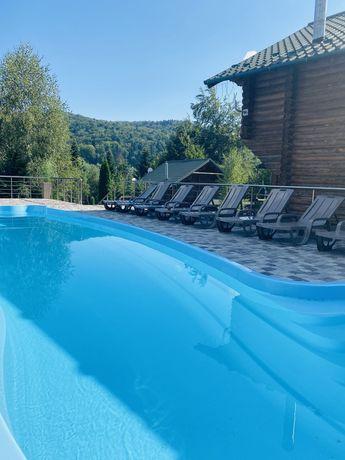 коттедж в горах Мигово от 6 до 12 гостей с басейном