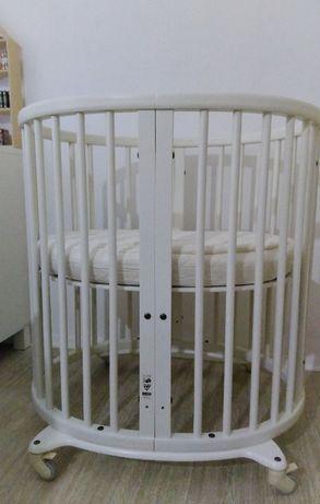 Кроватка Stokke Sleepi в идеальном состоянии! Оригинал с документами!