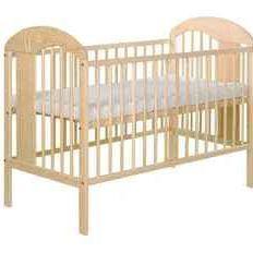 Używane łóżeczko firmy Klupś