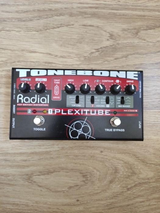 Radial Tonebone Plexitube Hot British Distortion Sandomierz - image 1